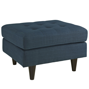Oliver Fabric Ottoman
