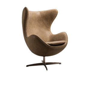 Arne Egg Chair Leather