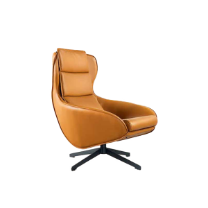 Candace Leather Relaxing Chair