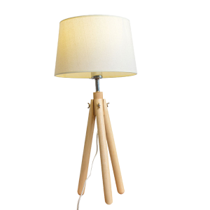 Adrien Oak Table Lamp-1