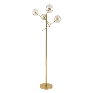 Bamboo Modern Floor Lamp-1