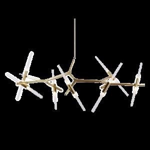 Sputnik Modern Chandelier-1